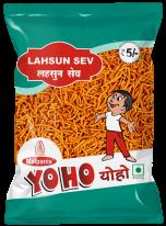 Lehsun-Sev Yoho Malpani food product
