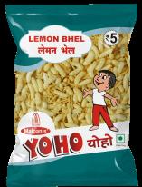 Lemon-Bhel Yoho Malpani food product