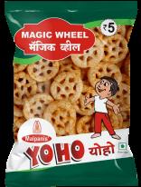 Magic-Wheel Yoho Malpani food product