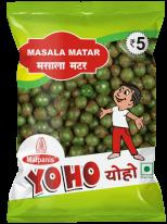 Masala-Matar Yoho Malpani food product