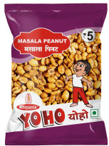 Masala-Peanut Yoho Malpani food product