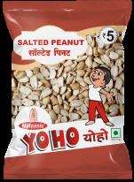 Salted-Peanut Yoho Malpani food product
